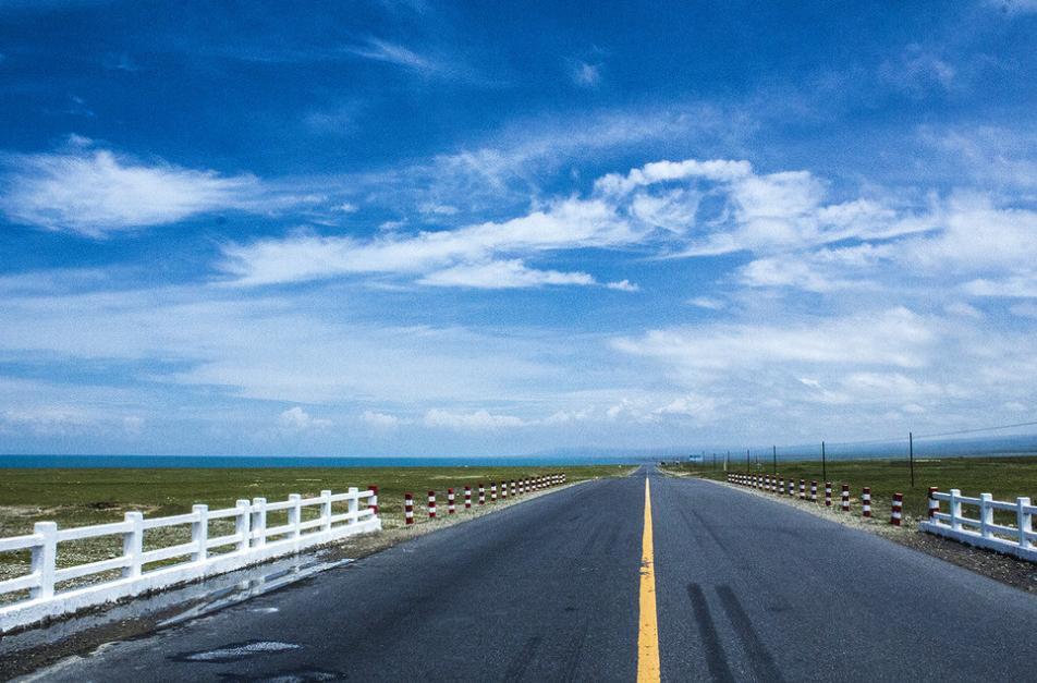 青海55号最美公路