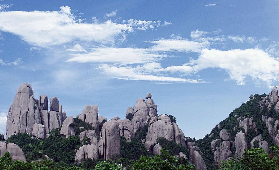 福建第7个国家级5a级旅游景区确定为太姥山
