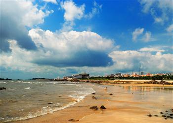 深爱这个城市的蓝天大海——这就是青岛